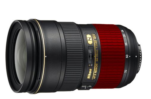 Nikon 24-70 Zoom Rubber Vervangen